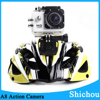 best microsd - Best action camera a8 sports shot camera recorder ip65 m under water HD P action video cam review c