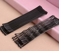 Wholesale New Arrive set Hair Clips Bobby Pins Invisible Curly Wavy Grips Salon Barrettes Hairpins Hair Accessories