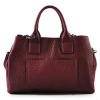 Cheap Free shipping 2016 new arrival classic fashion women PU Crocodile pattern multilayer chain shoulder bag multiclolor