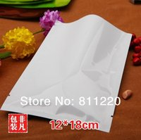 food packaging materials - Fast shipping cm aluminum bags food saving package hot sealable freshness keeping packer materials
