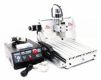 milling machine - hot selling water cooled CNC Z S axis wood engraving machine w spindle motor milling router