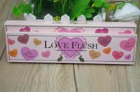 Wholesale 2016 hot Makeup Face Love Flush Blush Long Lasting hour Wardrobe Palette colors Blush