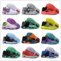 Cheap 2016 Cheap Sale Kyrie2 Men's Basketball Shoes for Top quality Kyrie Irving 2 Fashion Casual Sports Training Sneakers Size 7-12 Free Shipping