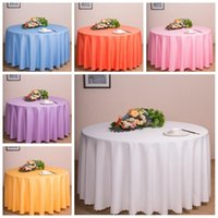 banquet tables wholesale - Tablecloth Table Cover White Black for Banquet Wedding Party Decor inch cm cm New