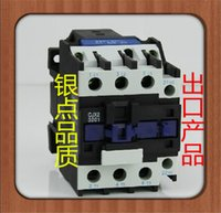 Wholesale CJX2 V V genuine Runjie AC contactor silver products export trade