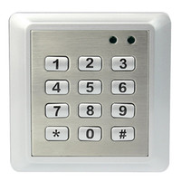 access water - Strong Stability and Durable Water proof Stainless Steel Faceplate Door Access System F1607D