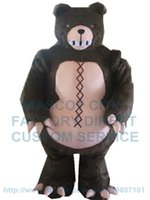 annie costumes - LOL Annie bear mascot costume custom cartoon character cosply carnival costume
