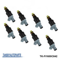 Wholesale TANSKY New High Performance Low Impedance cc LB EV1 Top Fuel Injectors OEM For Audi Chevy TK FI1600C842