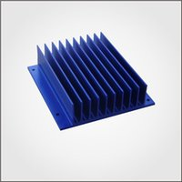 Wholesale 30pcs carton Aluminum Heatsink Customized Drawings are Welcome Anodazing Used for Cooling Raspberry HeatSink Fans