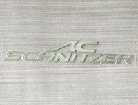 ac schnitzer bmw - AC Schnitzer style uttathin metal car sticker exterior sticker fit for BMW series