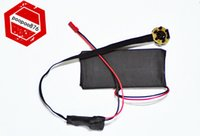Wholesale 2016 New arrival T6 HD P Night Vision Module Camera Mini Hidden Camcorder DV DVR Micro Monitor