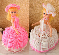 baby doll gown - Barbie princess dress hat Prince and Princess Toys Wedding Dress Princess Gown Dress Clothes Gown Barbie doll Barbie Toys pearl pearl weave