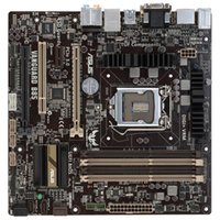 asus gaming computers - Asus ASUS VANGUARD B85 gaming desktop computer motherboard M ATX TUF special section
