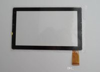 amazon c - 100PCS NEW Front Touch Screen Glass Digitizer Replacement For Q88 Allwinner A13 A23 quot Tablet PC C TP