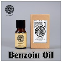 benzoin oil - AKZRZ Famous Brand Pure Natural Benzoin Oil Restore Skin Elasticity Blood Circulation Soothing Emotion Benzoin Essential Oil Y040