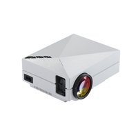 Wholesale Newest GM60A Anycast Mini Portable LM LED Projector Home Cinema Original Unic UC46 Mini Portable LED Pocket HDMI VGA USB SD WIFI Multime