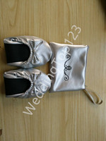 airport shoes - Good quality good sales Cheap lady flat roll up shoes for airport night club