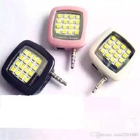 Wholesale Selfie Phone Flash Lighting Night Using Pocket Spotlight Lamp Mobile LED Video Photo Fill Light Photographic