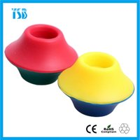 base boards - Pedaleira Seg Board Silicone Base Ego Silicon Sucker Ecig Battery Holder Display Stand Ego t Ego c Suction Cup Stands Rubber Caps Pen Fj010