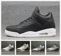 Wholesale 2016 Cyber Monday Retro Mens Basketball Shoes Sneaker True Blue white Black cement Outdoor Trainer Leather Black White s