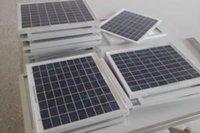 Precio de Silicio w-Panel solar de silicio policristalino 20w 12v