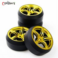 Wholesale 12FG PP0367 Drift Tire Tyre amp Wheel Rim Fit HSP RC On Road Car tire watch