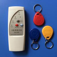 access controlled - 125khz id access control card RFID Copier Duplicator Cloner ID EM reader writer EM4305 writable keyfob