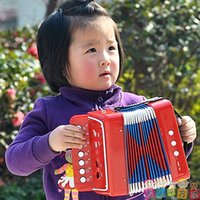 accordions - Baby Toys Child Organ ABS Plastic Accordion Toy Baby Musical Instrument Toy Child Accordion Music Toy Birthday Gift For Kids