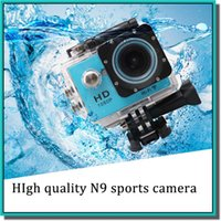 automobile images - Hot selling degreen lens wide angle action sports N9 careras SJ6000 style for traval and automobile data recorder