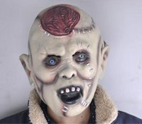 Wholesale Horror Halloween Mask Dance mask of scary Terror for Party Halloween Cosplay Carnival Costume men hight quality
