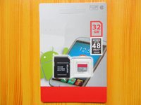 32 micro sd card - Hot Selling Memory Micro Cards Micro SD Cards tf memory cards Sale GB GB GB