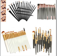 Wholesale Professional Make up brushes eye shadow brushes Superior Soft pincel kabuki kit set Cosmetics maquiagem makeup brushes