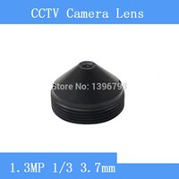 Wholesale HD infrared surveillance camera MP pinhole lens mm M12 thread CCTV lenses