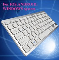 Cheap OEM Wireless bluetooth keyboard Best BK1280 Standard keyboard for IOS ANDROID WINDOWS