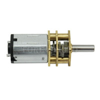 Wholesale DC V RPM Revolving Speed Mini Stainless Steel Gear Motor mm Shaft Diameter