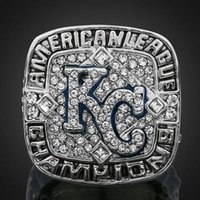 best world series - High Quality Heavy Solid Kansas City Royals World Series Championship Ring Sport Fan Best Gift Men Jewelry