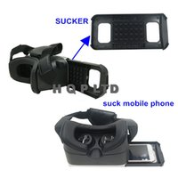 Wholesale 3D Gear VR Virtual Reality Headsets D Glasses VR Box for to inch smartphone IPD and object length adjustable
