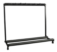 Wholesale 7 Holder Guitar Folding Stand Rack Band Stage