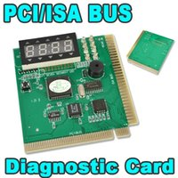 SATA Cable laptop computer motherboards - High Quality PCI ISA Motherboard Tester Diagnostics Display Digit PC Computer Mother Board Debug Post Card Analyzer