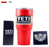 beer gear - Sport and outdoors gear Stainless Steel Insulation Cup OZ YETI Cups Cars Beer Mug Large Capacity Mug