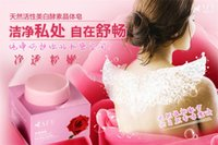 Wholesale AFY Natural Flower Soap Crystal Soap Enzyme Body Whitening Private Parts Clean Labia Perineum Pink Dilute Areola Natural Handmade Soap in1