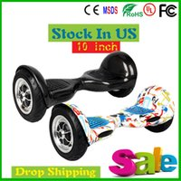 four wheel electric scooter - Four color Wheel Inch Two Wheels Scooter Smart Balance Wheel Blance Scooter Electric Scooter Two Wheels Factory Price Hoverboar