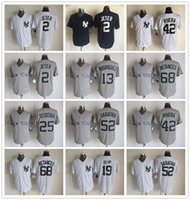 Wholesale Men s Baseball Jerseys Home White Jersey Baseball Jerseys New York NY Yankees Jerseys Derek Jeter Jacoby Ellsbury all players