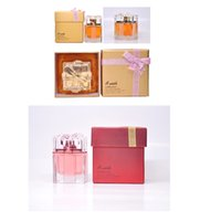 Wholesale 2 Kinds ml Perfume Luxury Women Perfume Fragrance Attitutde Women Perfume Spray EDP Ordor Floral Parfum