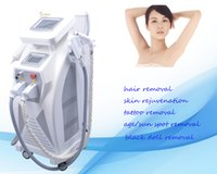 ance scar removal - High Quality IPL SHR E light OPT Skin Rejuvenation Ance Scar Removal ND YAG Laser Tattoo Removal Equipment Hair Removal Beauty Machine