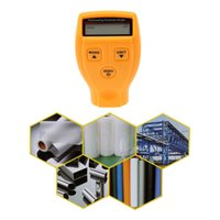 Wholesale Digital Film Coating Thickness Gauge with LCD Backlight Paint Electroplated Coating Measurement Range