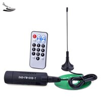 Wholesale New Digital TV Stick USB DVB T for Laptop PC RTL2832U R820T USB DVB Support SDR Z