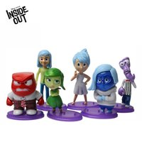 Wholesale 2016 High Quality set Cartoon Movie Inside Out PVC Figure Toys Collection PVC Dolls in stock