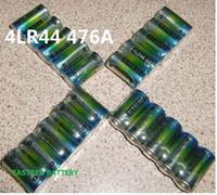 23a battery - 4000pcs LR44 A L1325 A28 V Alkaline battery blister cards LR44 button cell v A v Batteries