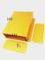 aluminum extrusion alloys - Popular high quality and good price competitive price aluminum alloy box Length Aluminum box Aluminum Extrusion Box